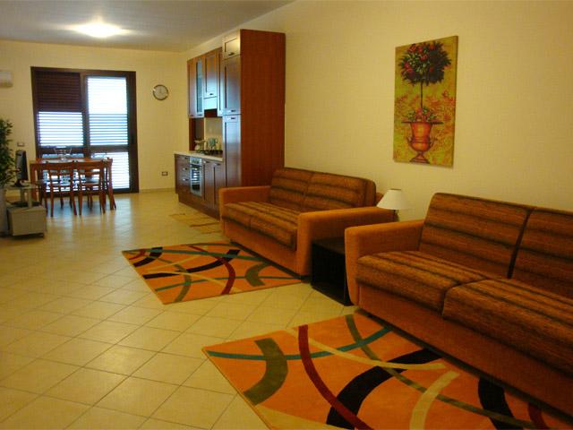 Affitto appartamento vacanza al mare trappeto sicilia - Divani letto comodissimi ...